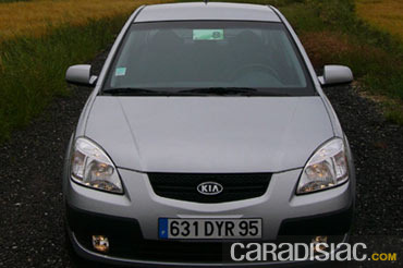 Photo Kia Rio 2