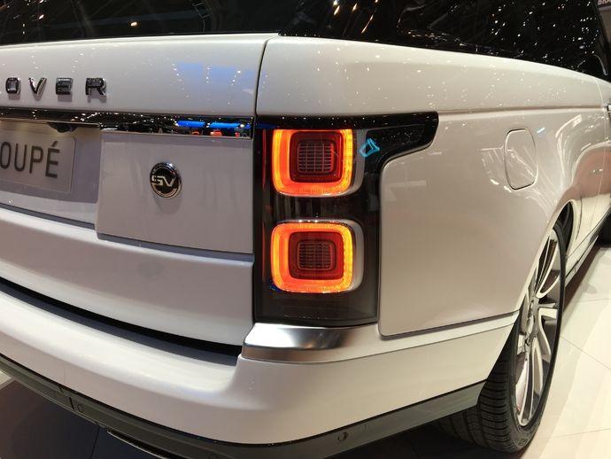 Photo Land Rover Range Rover