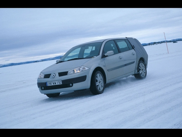 Photo Renault Megane 2 Estate