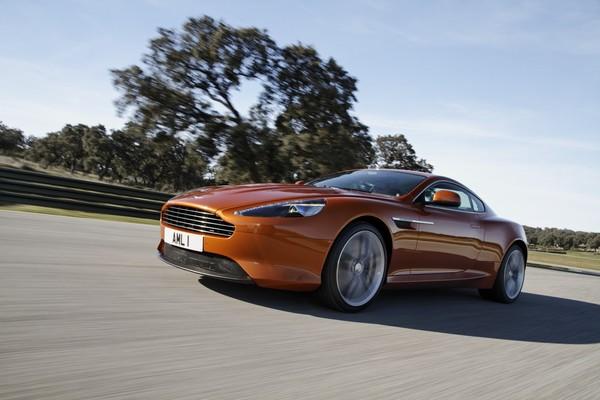 Photo Aston Martin Virage 2 Coupe