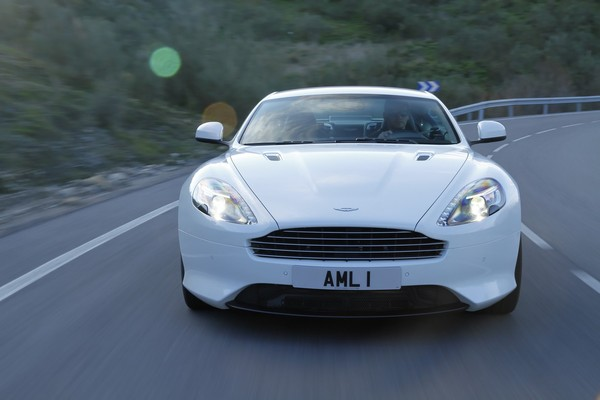 Photo Aston Martin Virage 2 Coupe