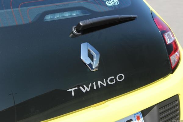 Photo Renault Twingo 3
