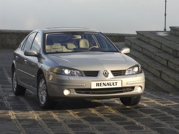 Photo Renault Laguna 2