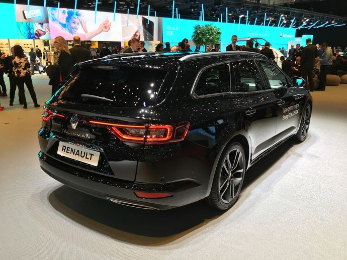 Photo Renault Talisman