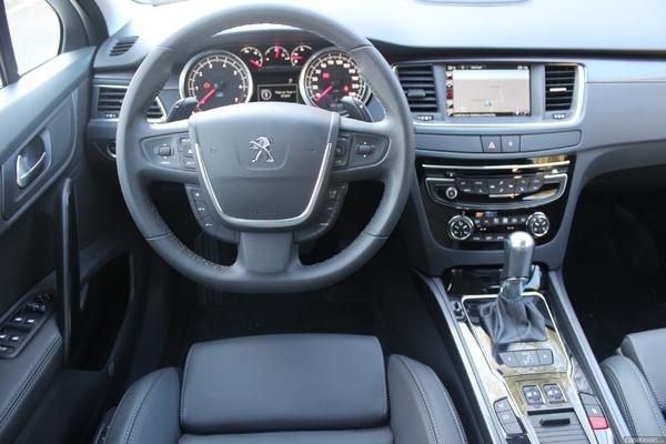 Photo Peugeot 508