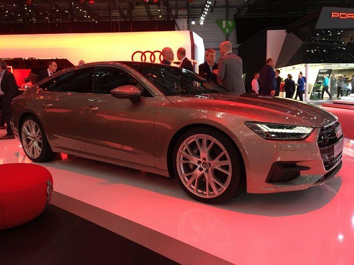 Photo Audi A7 Sportback 2