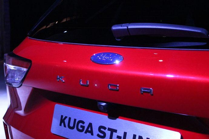 Photo Ford Kuga 3