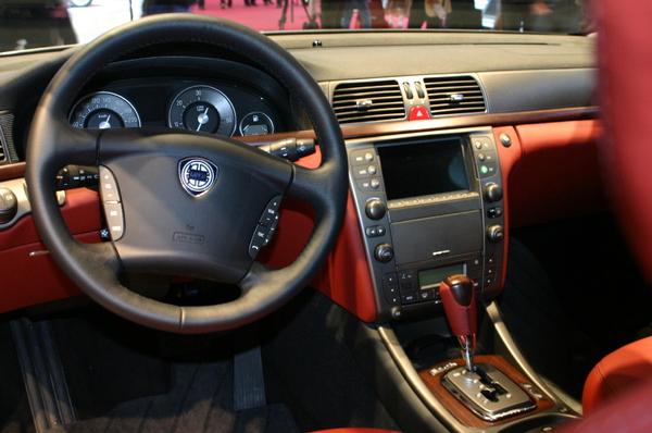 Photo Lancia Thesis