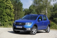 dacia sandero stepway 2017 conduite essai avis photo autos post. Black Bedroom Furniture Sets. Home Design Ideas