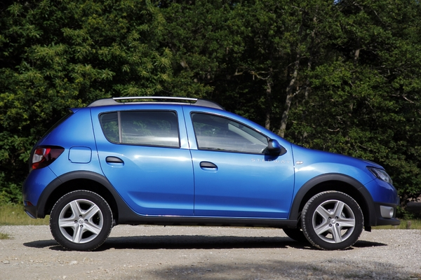 Photo Dacia Sandero 2 Stepway