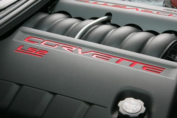 Photo Chevrolet Corvette C5