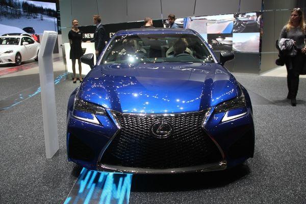 Photo Lexus Gs 4 F