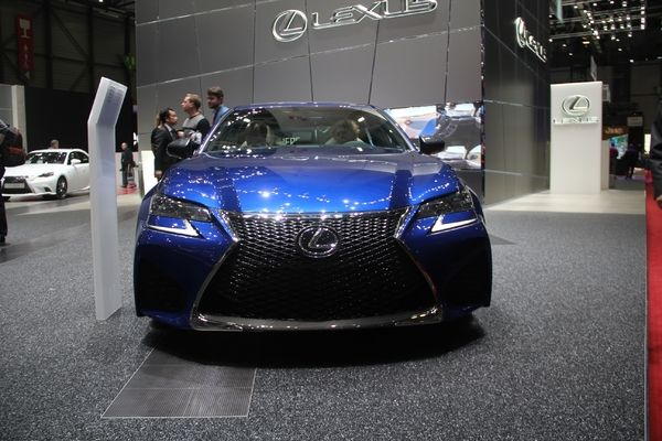 Photo Lexus Gs 4 F