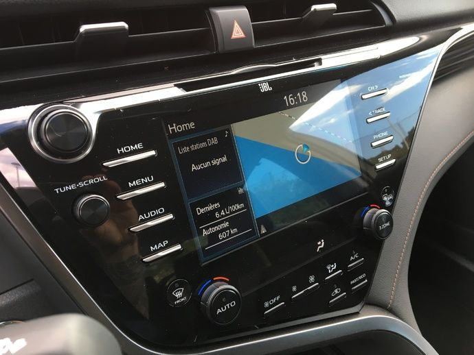 Photo Toyota Camry 8