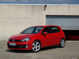 volkswagen golf 6 gti essais fiabilit avis photos vid os. Black Bedroom Furniture Sets. Home Design Ideas