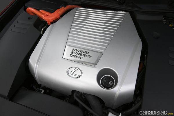 Photo Lexus Gs 3