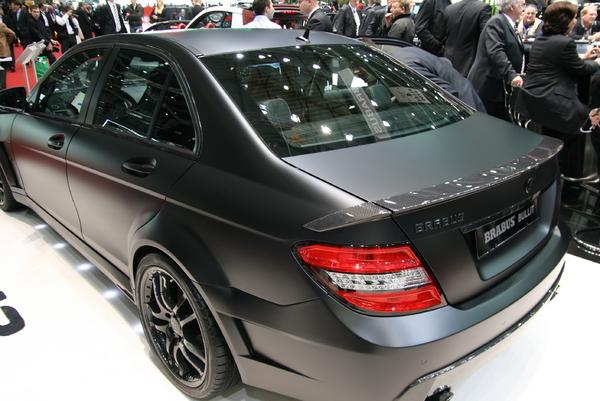 Photo Mercedes Classe C 3