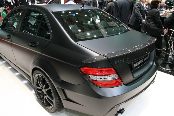 Photo Mercedes Classe C 3