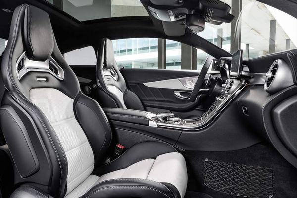 Photo Mercedes Classe C 4 Coupe Amg
