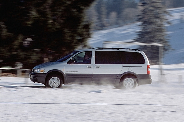 Photo Chevrolet Trans Sport
