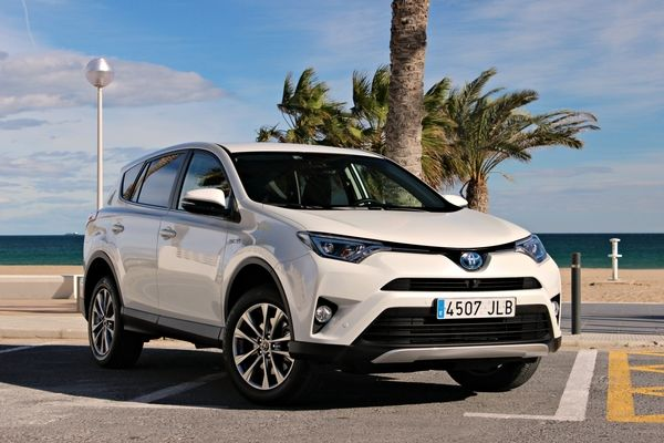 Photo Toyota Rav 4 (4e Generation)