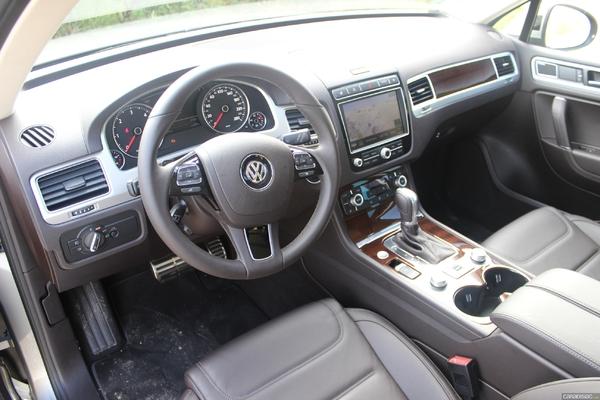 Photo Volkswagen Touareg 2