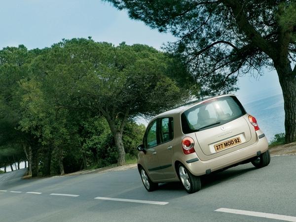 Photo Renault Modus