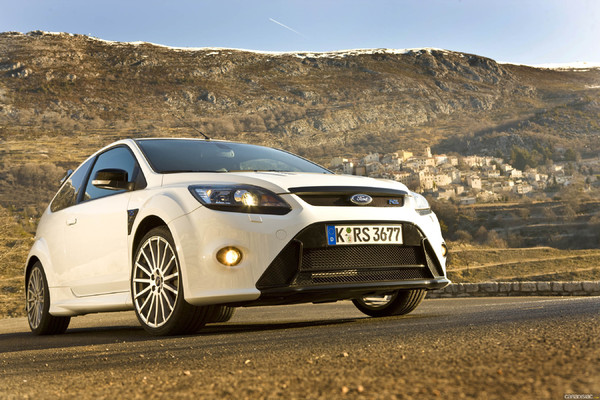 Photo Ford Focus 2 Rs