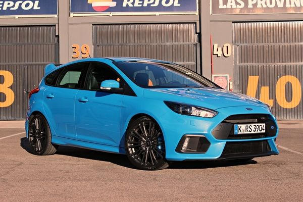 Photo Ford Focus 3 Rs