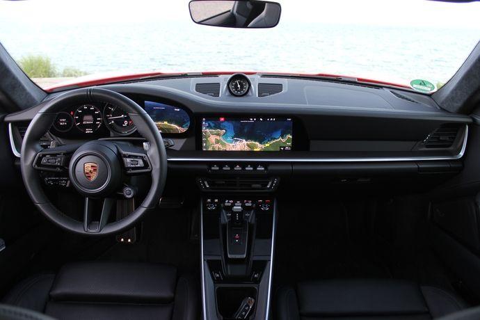 Photo Porsche 911 Type 992