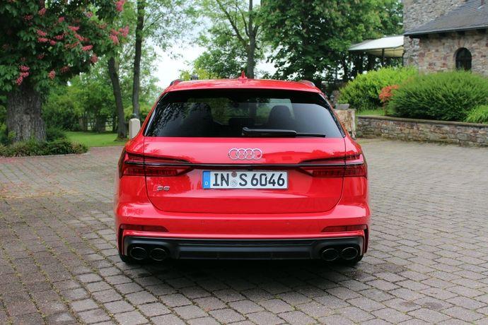 Photo Audi S6 Avant (5e Generation)