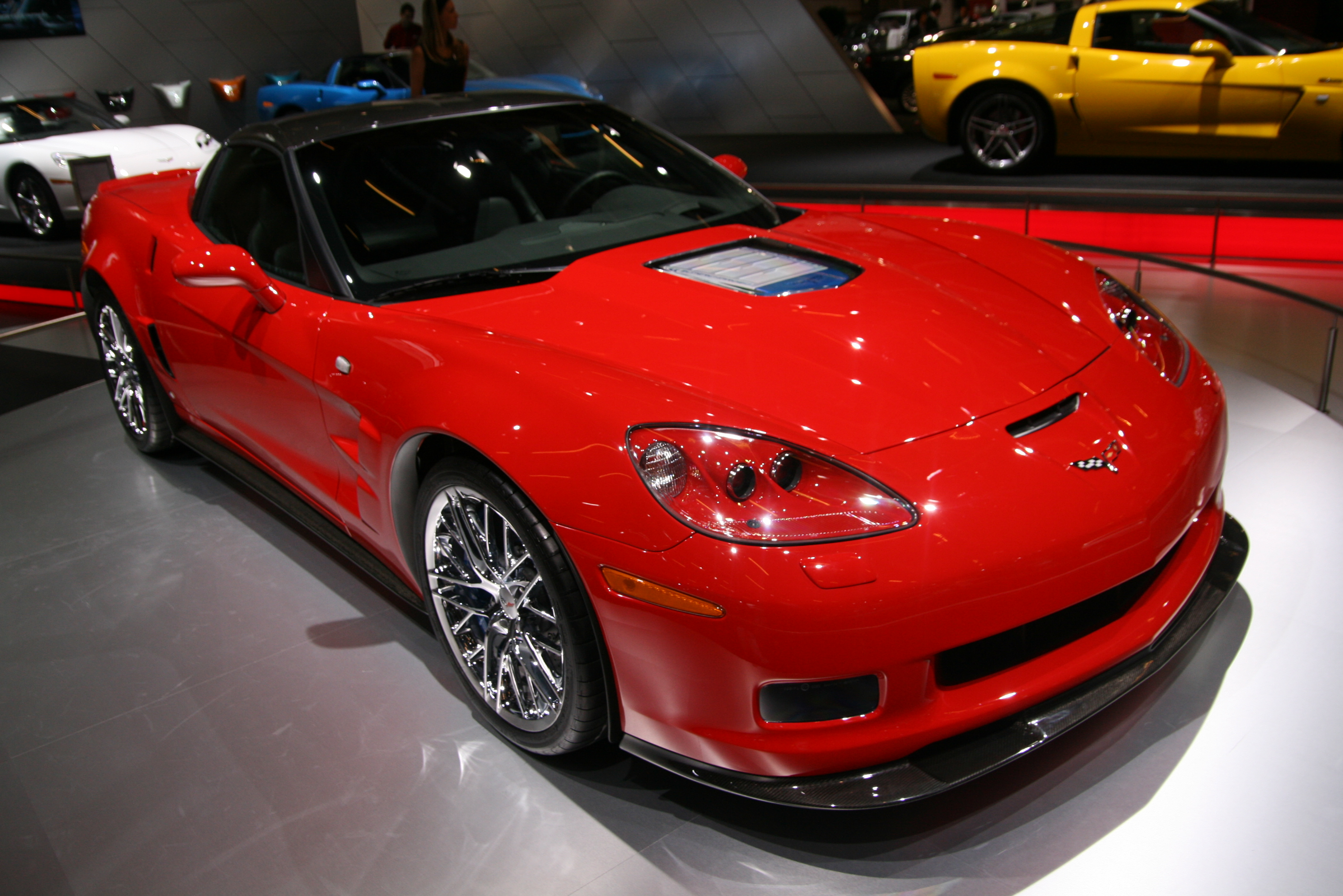 photos chevrolet corvette zr1. Black Bedroom Furniture Sets. Home Design Ideas