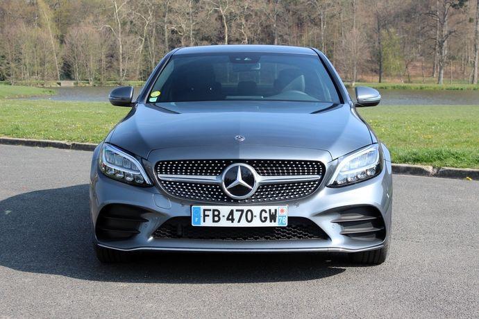 Photo Mercedes Classe C 4