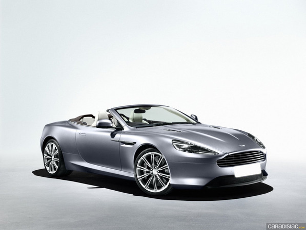 Photo Aston Martin Virage 2 Volante