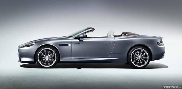 Photo Aston Martin Virage 2 Volante