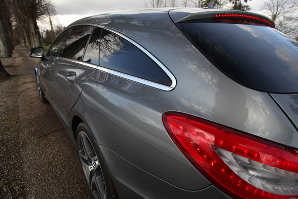 Photo Mercedes Classe Cls 2 Shooting Brake Amg