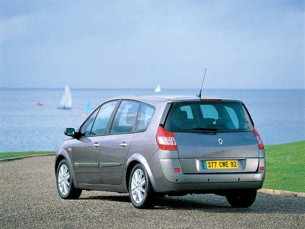 Photo Renault Scenic 2