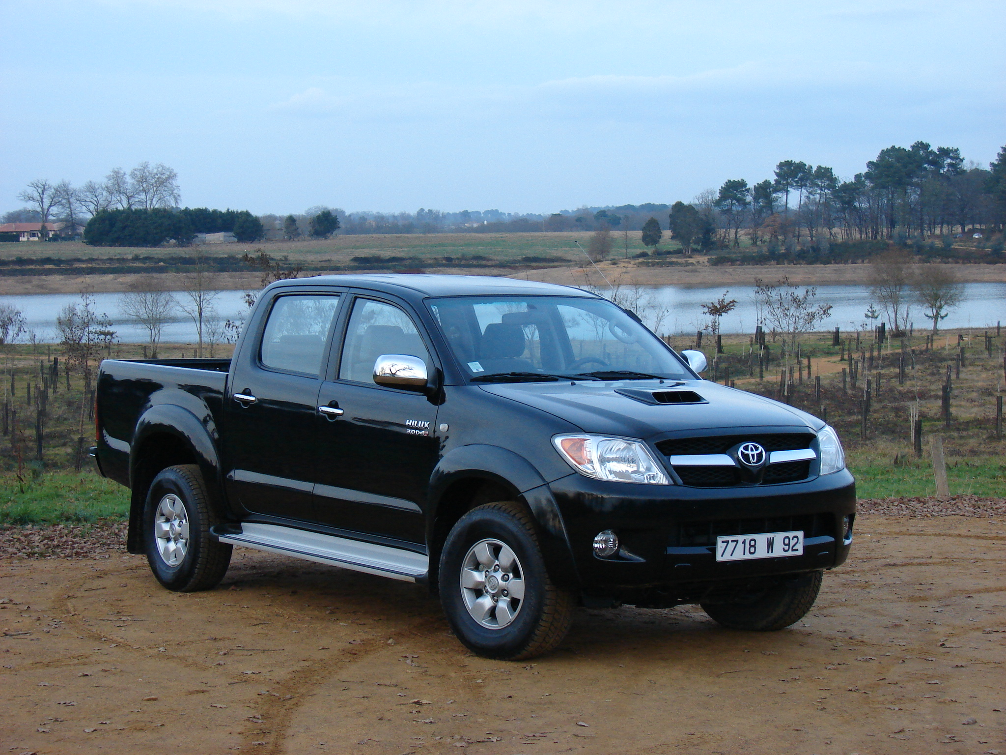 photos toyota hilux 3. Black Bedroom Furniture Sets. Home Design Ideas