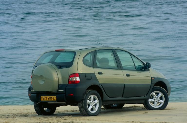Photos Renault Scenic Rx 4 Caradisiac Com