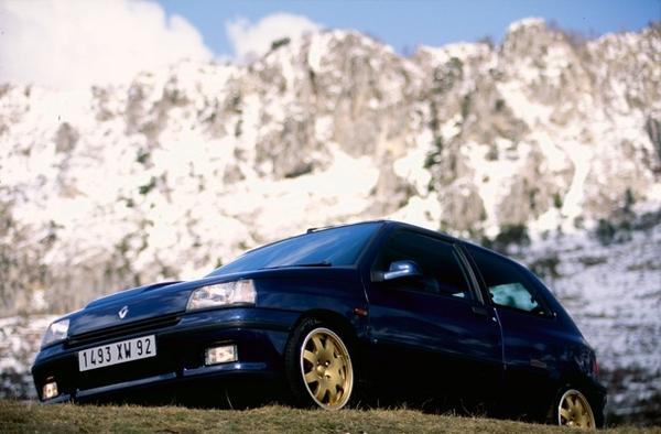 Photo Renault Clio