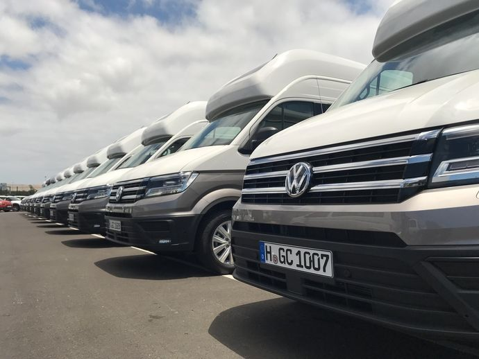 Photo Volkswagen Grand California