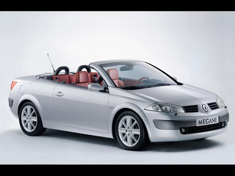 photos renault megane 2 coupe cabriolet. Black Bedroom Furniture Sets. Home Design Ideas