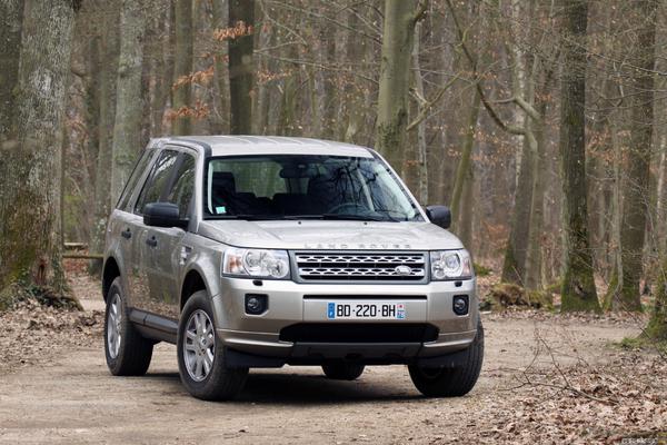 Photo Land Rover Freelander 2