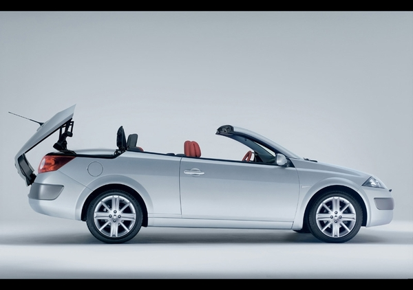 Photo Renault Megane 2 Coupe Cabriolet