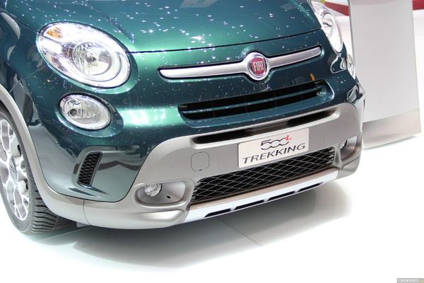 Photo Fiat 500 L