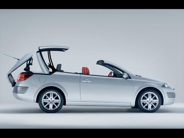 Photo Renault Megane 2 Coupe Cabriolet