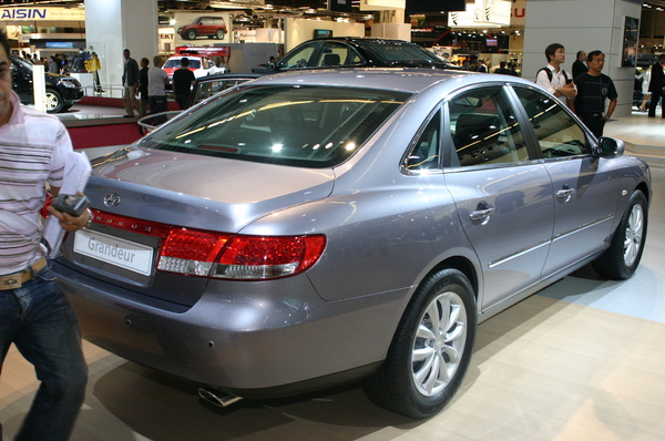 Photo Hyundai Azera