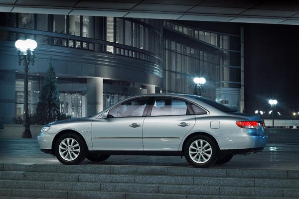 Photo Hyundai Azera