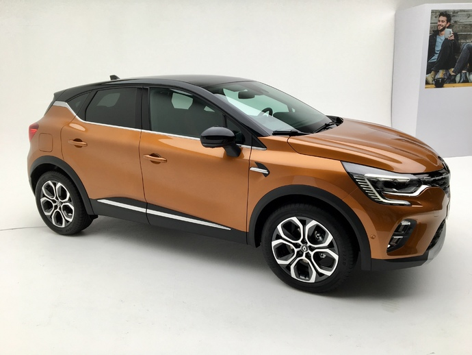 Photo Renault Captur 2