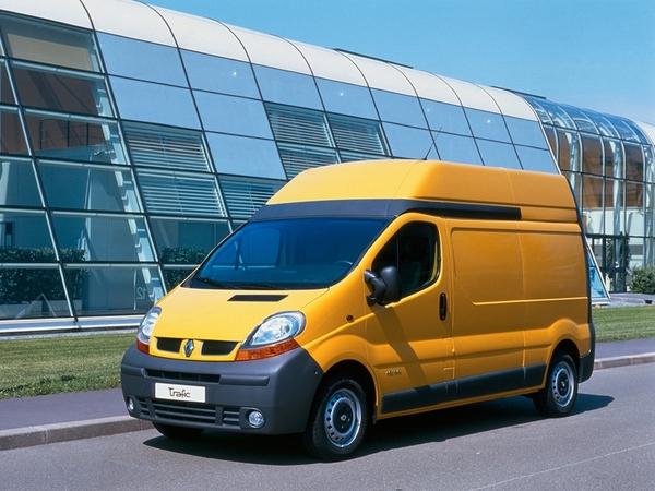 Photo Renault Trafic 2 Combi
